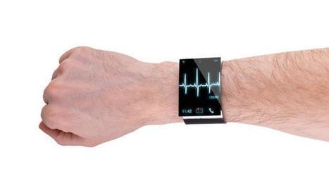 JXJ Technologies combine montre connectée et transfert de données médicales d'urgence | e-pharma santé | Scoop.it