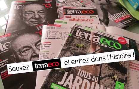 TerraEco: le participatif pour survivre | DocPresseESJ | Scoop.it