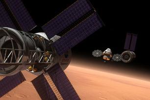 'The Martian' vs Reality: How NASA Will Get Astronauts to Mars | Colemi Social Media | Scoop.it