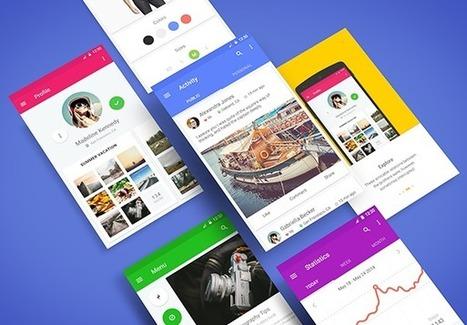 Free UX & UI Design resources | Web mobile - UI Design - Html5-CSS3 | Scoop.it