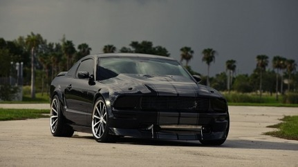 Ford Mustang Shelby GT500 5.4L on Vossen Wheels 1920×1080 HD | Automobiles news and articles | Scoop.it
