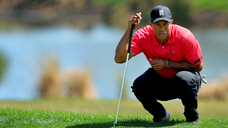 Tiger withdraws from Honda with back pain | Sprains and Strains and Arthritis | Scoop.it