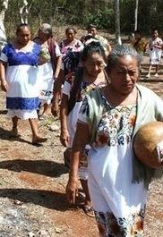Presentan el programa del festival maya independiente la segunda semana de agosto | Pueblo Maya | Scoop.it