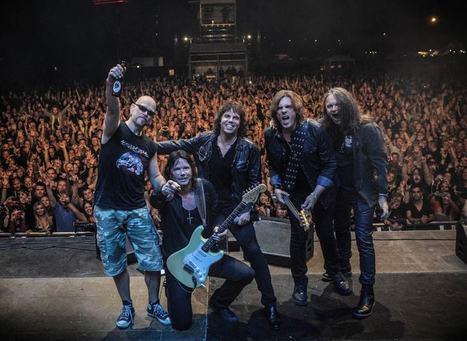Europe исполнили все песни с альбома The Final Countdown в Цюрихе | Full magazine feed | Scoop.it
