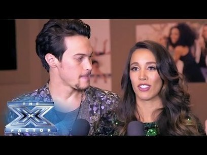 The Exit Interview: Alex & Sierra - THE X FACTOR USA 2013 | Gold Bars | Scoop.it