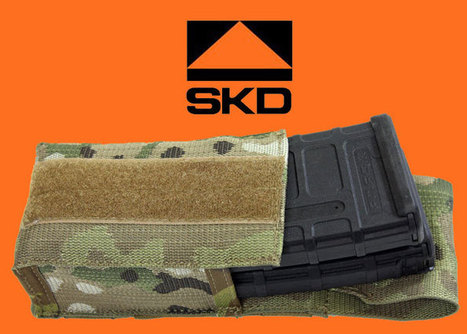 PIG Bomber Double Magazine Pouch | Popular Airsoft | Airsoft Showoffs | Scoop.it