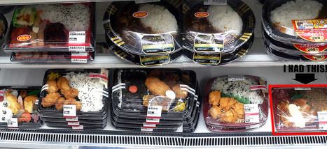 Japan Convenience Store Bento Boxes Review (Family Mart) | JapanxHunter | JapanxHunter | Scoop.it