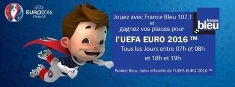 C'est déjà l'Euro 2016 sur France Bleu 107.1 | SportonRadio | Scoop.it