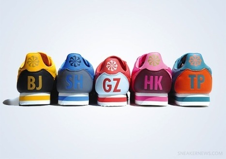 Nike Cortez « Asia City Pack » | WE LOVE SNEAKERS | Sneakers_me | Scoop.it
