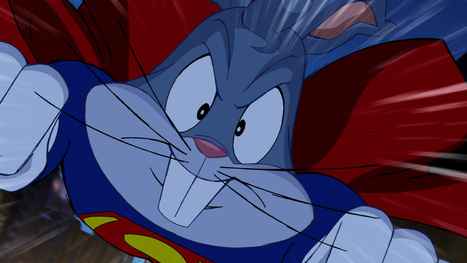 Never Before Seen Episode of The Looney Tunes Show: Superrabit | Cartoons for Kids | Scoop.it