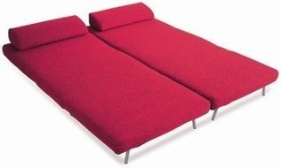 !!!   Red Folding Sofabed – Modern Design New Spec red,brown,reds,browns,red,brown | Cheap Sofa Beds | Scoop.it