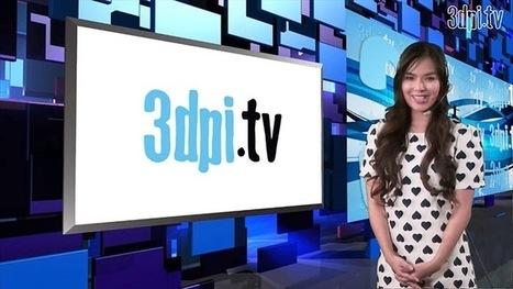 Print3d World: 3DPI.TV. Un nuevo canal de televisión online sobre impresión 3D | Impresión 3D y fabricación digital | Scoop.it