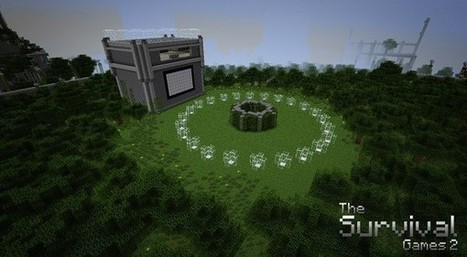 Survival Games 2 Map 1.7.10/1.7.9/1.7.2 | Robertmine | Scoop.it