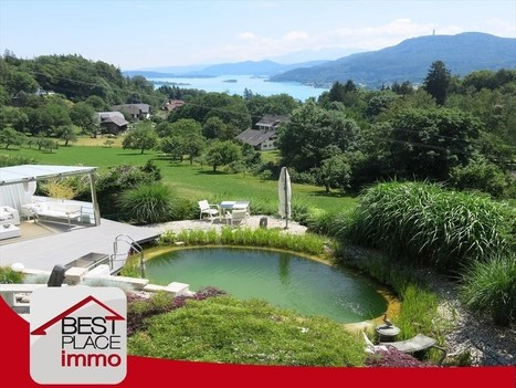 Velden am Wörthersee: Unbeschreiblich schöne Lage! Luxusvilla am Wörthersee | Online Marketing Tips | Scoop.it