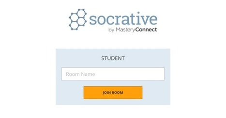 How to use the App 'Socrative' As A Fantastic Assessment Tool | iPads, MakerEd and More  in Education | Scoop.it