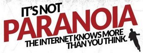 Qu'est ce qu'Internet sait sur vous ? [infographie] | netnavig | Scoop.it