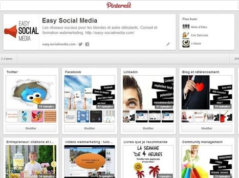 Pinterest pour les entreprises : pourquoi est-ce utile ? | Social Media & Community Management | Scoop.it