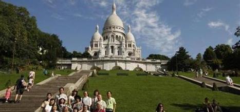 Clientèle touristique à Paris : forte hausse de la fréquentation des Chinois et des Sud-Américains | Chambres d'hôtes et Hôtels indépendants | Scoop.it