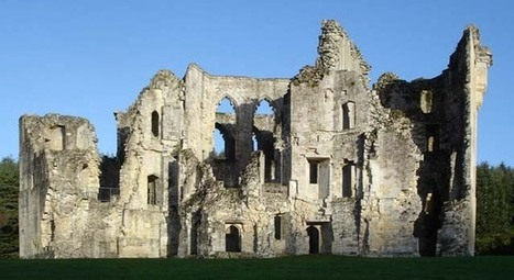 Old Wardour - Wiltshire's Hexagonal Castle | Ancient Castles & Monasteries | Scoop.it