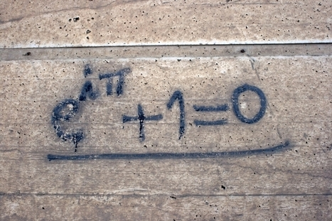 Equations Are Art inside a Mathematician's Brain | Leadership, Innovation, and Creativity | Scoop.it
