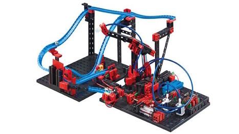 Si te gusta la robótica, te gustará este robot electroneumático | Beagle en la enseñanza | Scoop.it