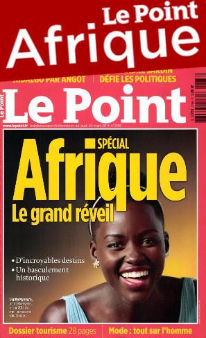 «Le Point» lance un site Internet sur l'Afrique   DocPresseESJ   Scoop.it