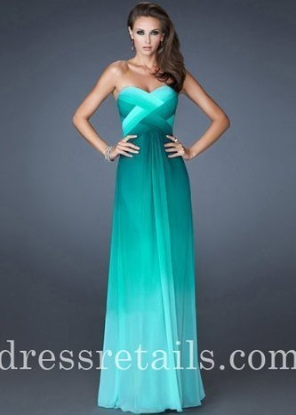 La Femme 18525 unique jade long strapless prom dress hot sale [La Femme 18525] - $179.00 : Prom Dresses | Dresses From dressretails.com | Dresses for girls | Scoop.it