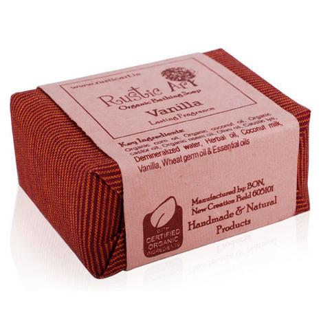 Rustic Art Organic Vanilla Soap – Natural vanilla bath soap | Health Care | Scoop.it