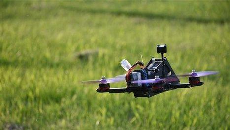 L'industrie du drone veut permettre les vols horsvue | Fédération Belge du Drone civil | Scoop.it