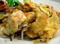 Ile Maurice - Recette de cuisine: Foo Yung de crevettes ou Foo Yang   cuisine et saveurs épicées   Scoop.it