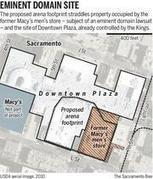 Judge delays ruling in Sacramento's arena eminent domain case - Sacramento Bee | Sports Facility Management | Scoop.it