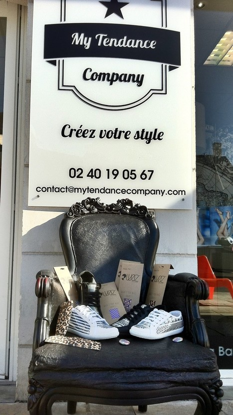 My Tendance Company - Le Blog | Révolution à La Baule : les WAZ-Shoes, sneakers... | Sneakers - My Tendance Company | Scoop.it