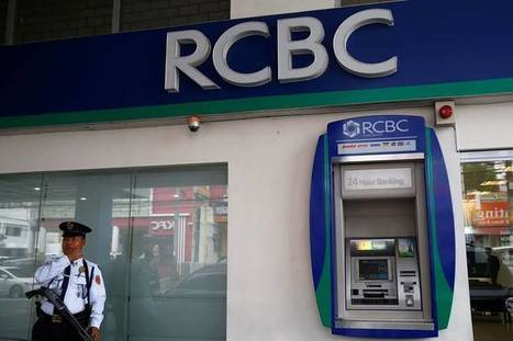 Corruption Currents: Philippines Fines Bank in Hacking Heist | Global Corruption | Scoop.it