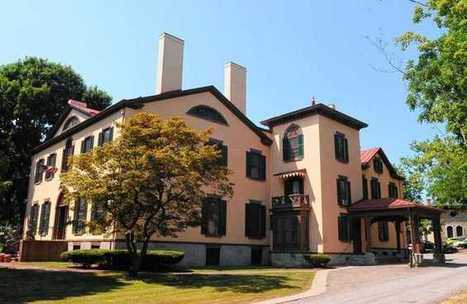 Seward House's historical integrity is threatened by sale of painting: Your ... - Syracuse.com (blog) | house painting | Scoop.it