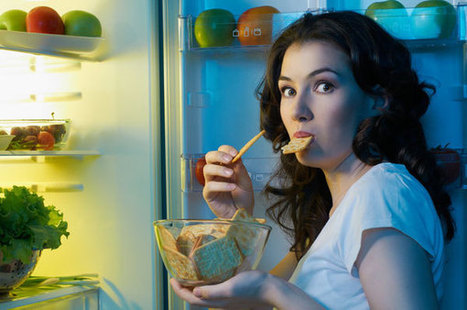 Does Eating Late at Night Really Lead to Weight Gain? | The 22nd Century | Scoop.it