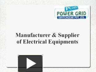 Power Grid Switchgear Pvt Ltd | National Power | Scoop.it