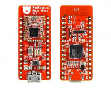 Blend Micro Arduino Board Integrates Bluetooth 4.0 Low Energy Connectivity for 25 Euros | WEBTRONICO | Scoop.it