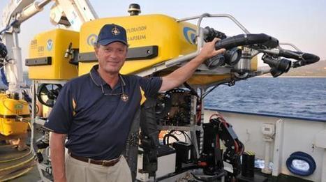 Five Questions for Robert Ballard | STEM Connections | Scoop.it