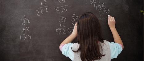 Éducation nationale : non, ma fille n'est pas nulle ! | Pédagogies actives, décalées et Cie | Scoop.it