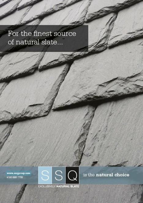 For the finest source of natural slate ... SSQ is the natural choice | SSQ Exclusive Natural Slate | Scoop.it