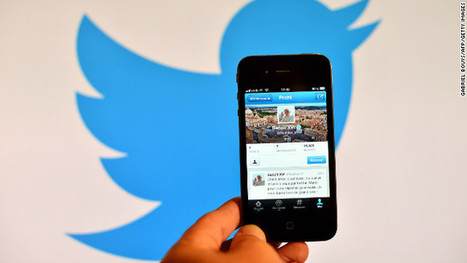 Twitter launches archive tool - CNN | Socialize ME | Scoop.it