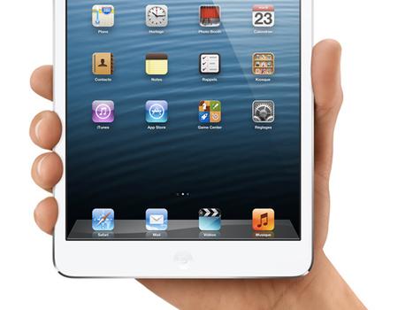 Une première parodie pour l'iPad Mini   Evolution Internet et technologique   Scoop.it