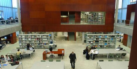 Les bibliothèques universitaires vont ouvrir en soirée et le week-end | Au hasard | Scoop.it