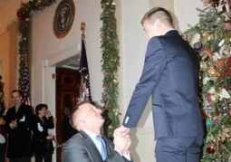 La prima proposta di matrimonio gay alla Casa Bianca | QUEERWORLD! | Scoop.it