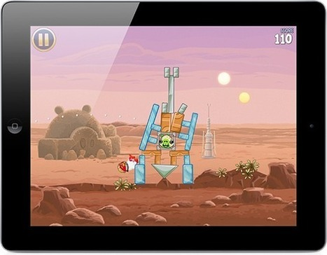 Angry Birds Star Wars Tops The Charts In The U.S. iTunes Store In Just 2.5 Hours Of Release | MarketingHits | Scoop.it