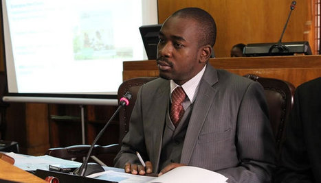 Zanu PF trying to entice Chamisa - Nehanda Radio | NGOs in Human Rights, Peace and Development | Scoop.it
