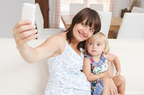 79% of Smartphone Owning Moms Use Social Media Daily [STUDY]   MarketingHits   Scoop.it