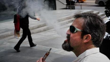 California declares electronic cigarettes a health threat | Press Review | Scoop.it