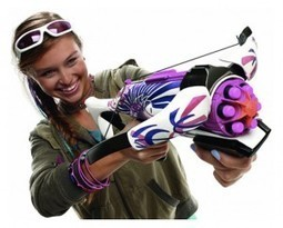 Nerf Rebelle Blasters | For The Home Now | Scoop.it