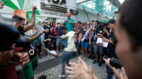 Mall rats: Brazilian flash mob forces closure of luxury shopping center | Fashion Luxury and e commerce | Scoop.it